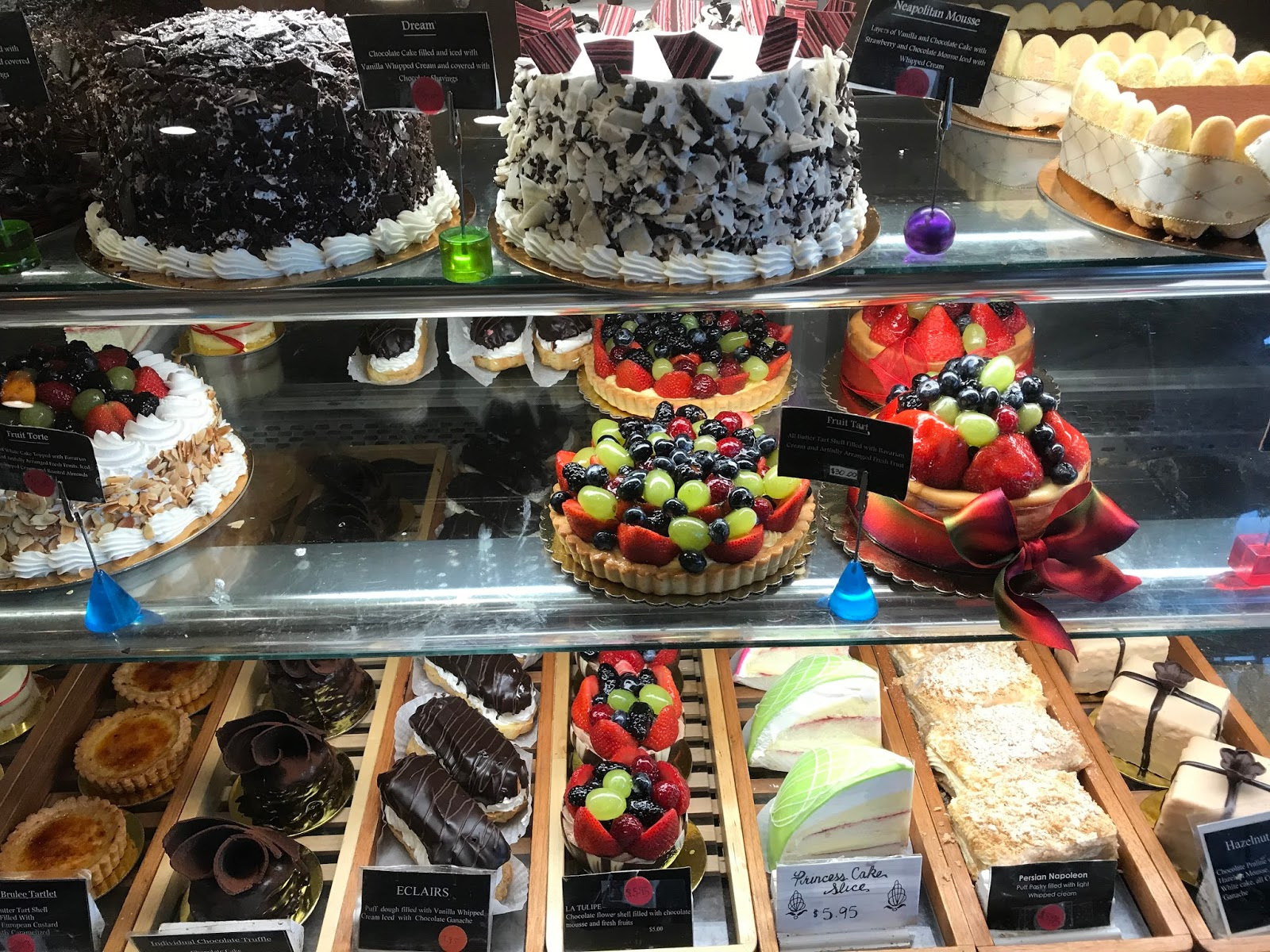 The Pastry Chef's Baking: Bakery Review: La Patisserie