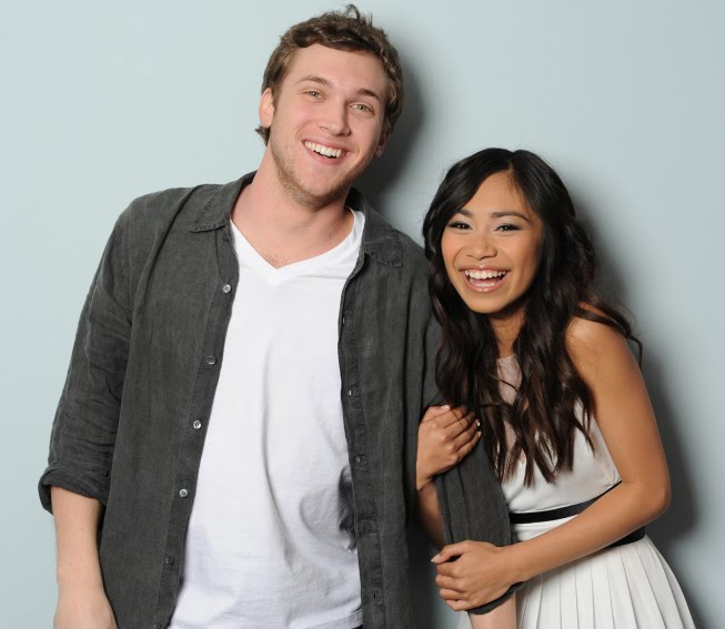 Jessica Sanchez vs. Phillip Phillips