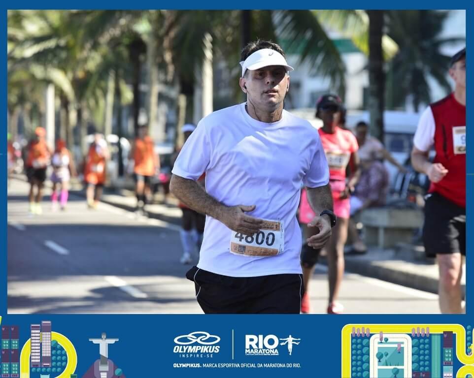 Maratona do Rio ou Maratona de Buenos Aires