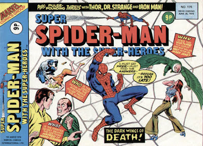 Super Spider-Man with the Super-Heroes #176