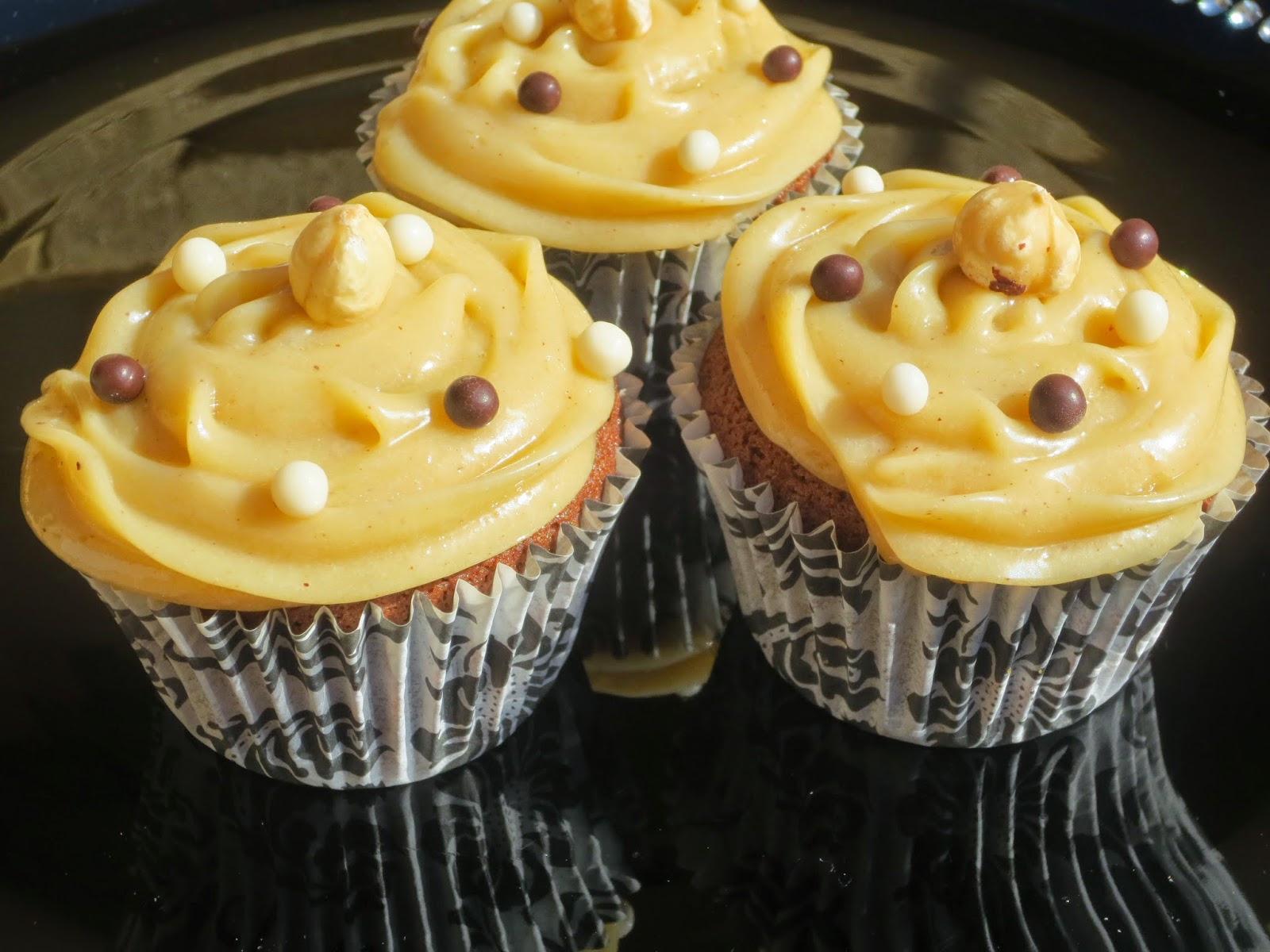 Cupcakes Kinder Bueno Thermomix
