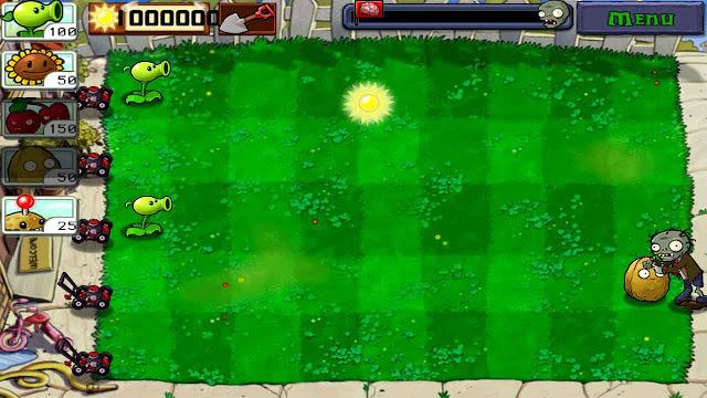 plant vs zombie mod apk tanpa root