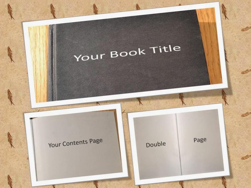 Book Cover Template Powerpoint ~ Kumpulan template powerpoint deqwan