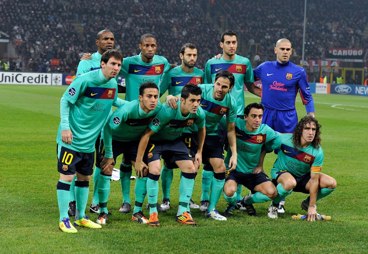 reputable site d0304 e9766 Which Is The Best? Here Are All Nike FC Barcelona Away Kits ...