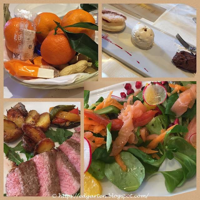 Mittagessen in Bedano