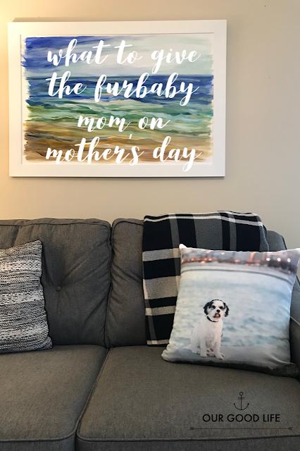 Canvaspop personalized pillow