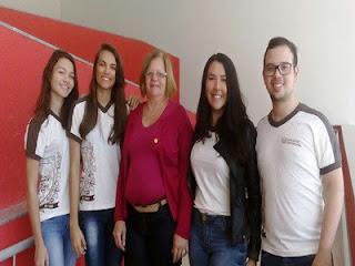 4ª Gerência de Educação reúne alunos selecionados para o Giramundo