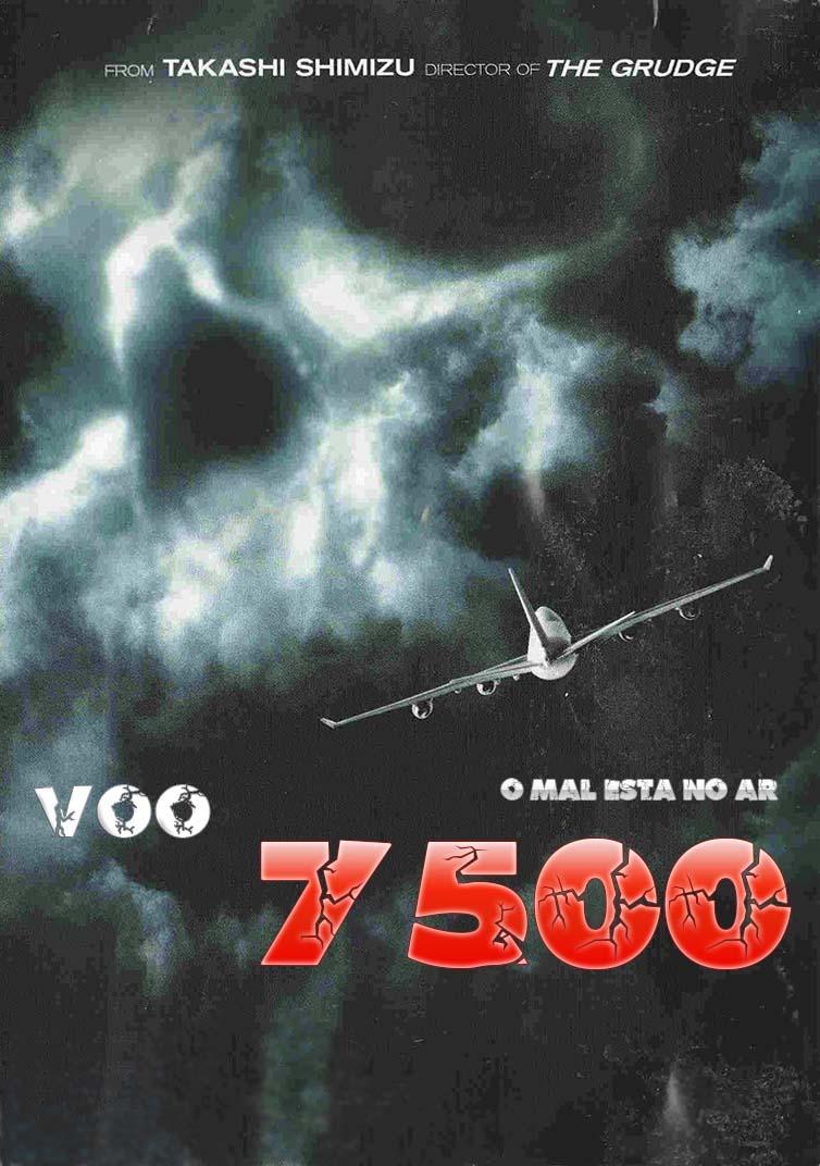 Voo 7500 Torrent - Blu-ray Rip 1080p Dual Áudio (2015)