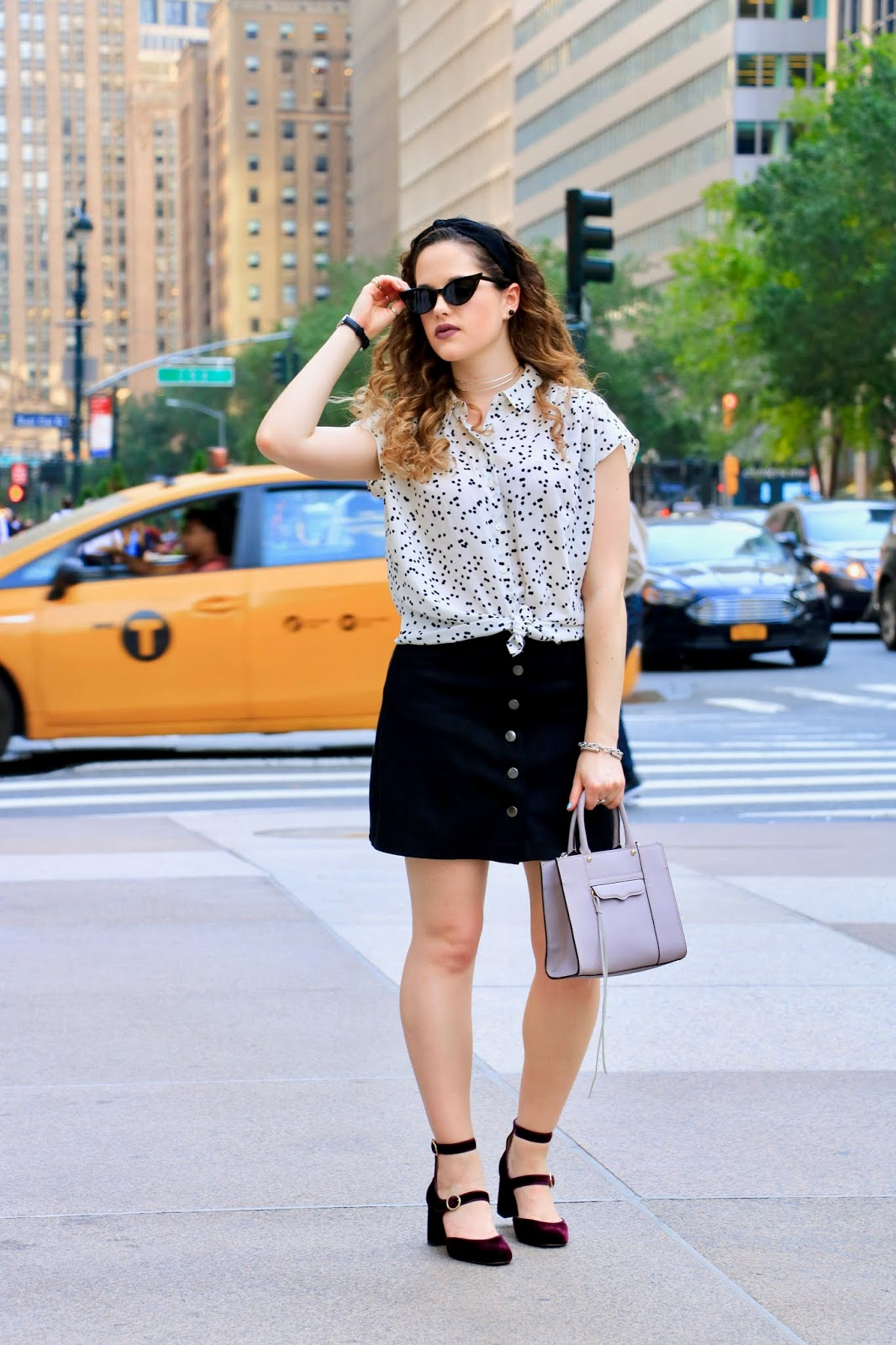 Nyc fashion blogger Kathleen Harper's summer street style ideas