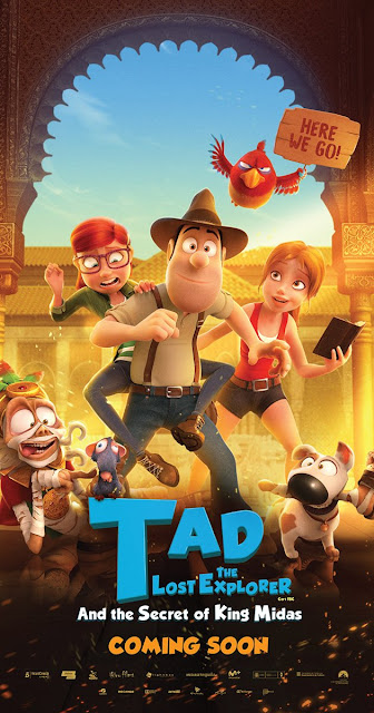 Tad The Lost Explorer And The Secret Of King Midas (2017) ταινιες online seires oipeirates greek subs