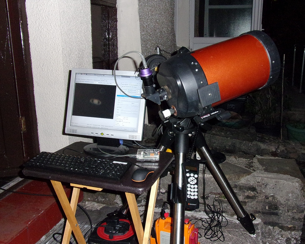 x-bit-astro-imaging: AstroDMx Capture for Linux and the
