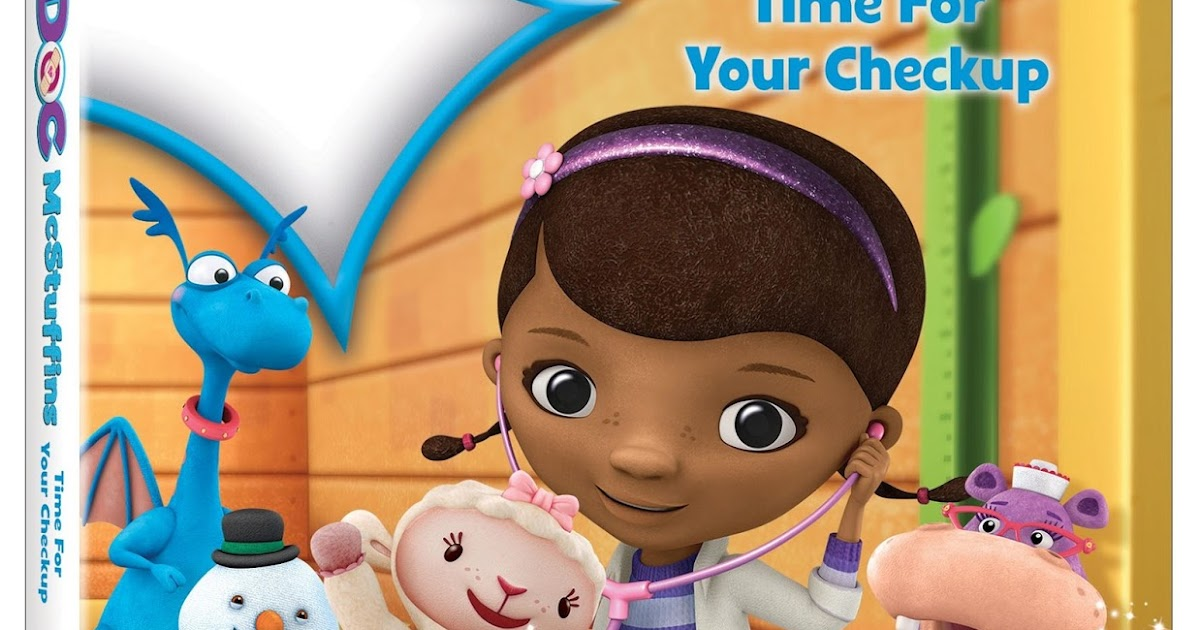A Lucky Ladybug Doc Mcstuffins Time For Your Check Up