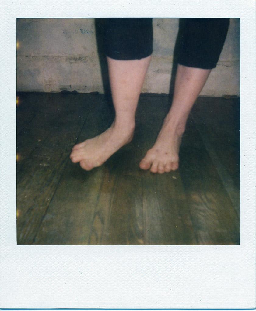 Adam Courtney The Blog Dancer S Feet Project