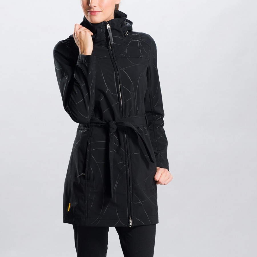 Review of the Lole Glowing Three Season Coat
