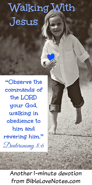 Walking with Jesus, Obeying God, Complaining ruins our walk