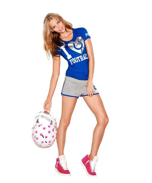 b177c309 Marloes Horst (VS PINK NFL 2011) +behind the scenes - Models Inspiration