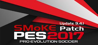 patch Terbaru Pes 2017 V9.2 Smoke Full Update