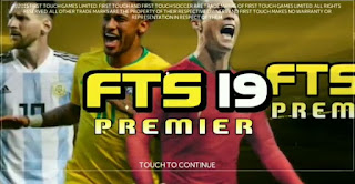 FTS 2019 MOD ASIAN GAMES 2018 + AFC 2018 FOR ANDROID