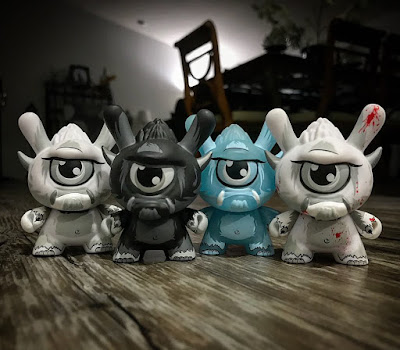 "The Wild Ones Dunny 3"" Blind Box Series by Kidrobot"