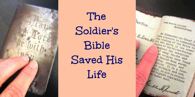 Read two Fantastic Ways That A Bible Saved A Life