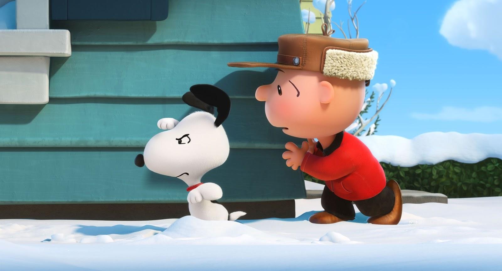 5 motivos para ver Snoopy e Charlie Brown: Peanuts, O Filme