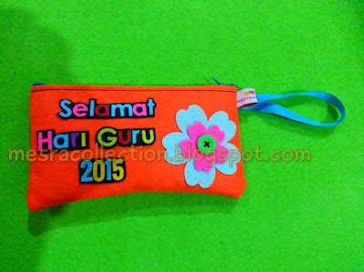 Hadiah Guru Pencil Case customade