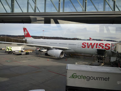 Bandara Internasional Swiss Flughafen