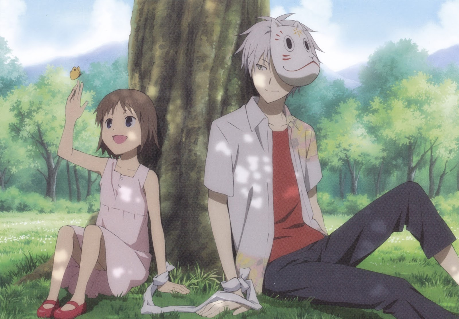 73 Gambar Gambar Anime Hotarubi No Mori E Paling Keren
