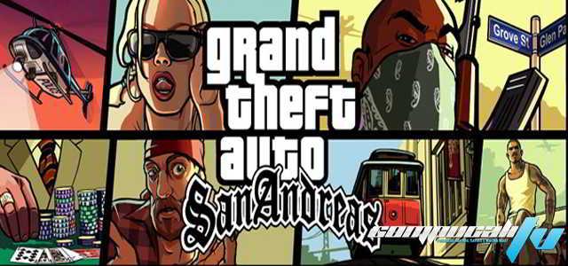 Crack For GTA San Andreas Samp