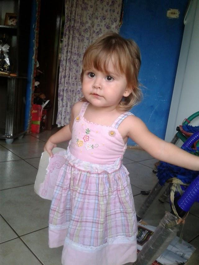 Tragédia: Garotinha morre afogada em balde de água com sabão