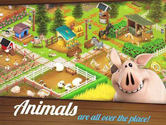 Hay Day Mod Apk V1 44 74 Unlimited Everything Free Download