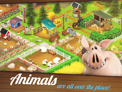 Hay Day Mod Android