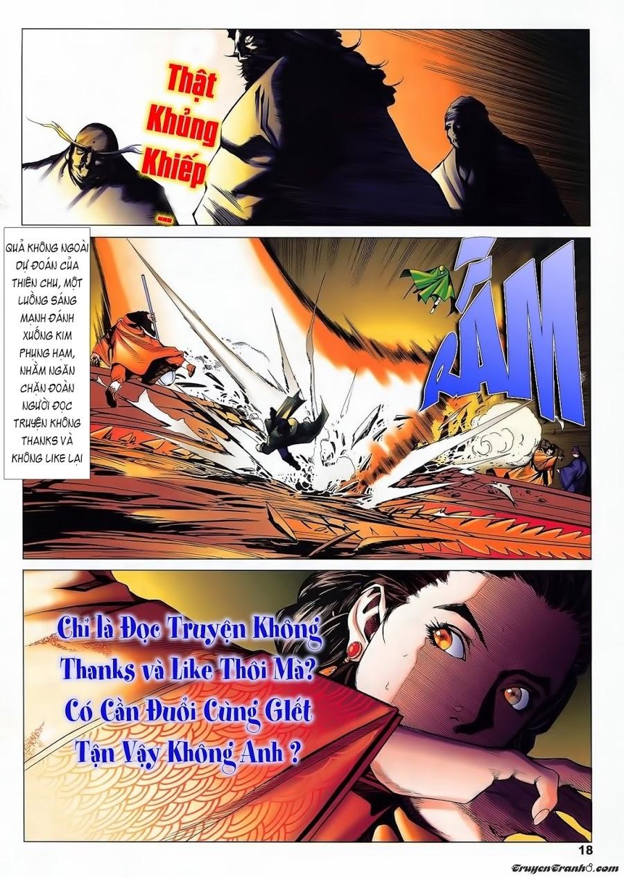 Lục Đạo Thiên Thư chap 21 - Trang 28