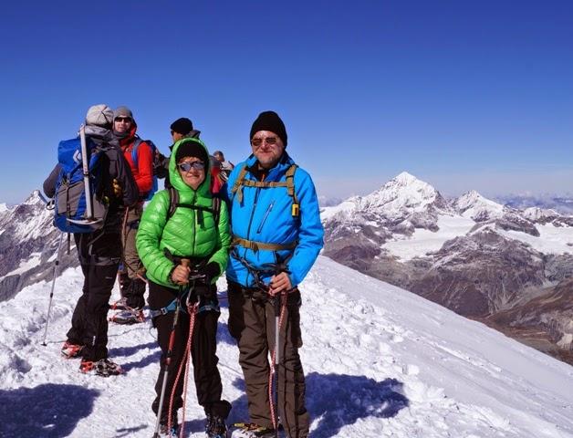 Kletterausrüstung Zermatt : Faszination hochgebirge: 2014