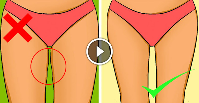 How To Get Rid Of Inner Thigh Fat Get Good Shaped Thigh And Butt Fast And Safely