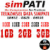 Paket Internet Telkomsel Data Simpati 0812, 0813, 0821