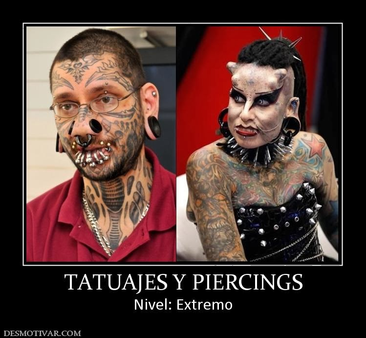 burlas piercings