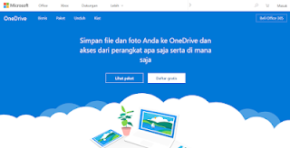media-penyimpanan-online-one-drive