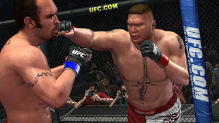 Download UFC 2010 Undisputed Game PSP for Android - www.pollogames.com