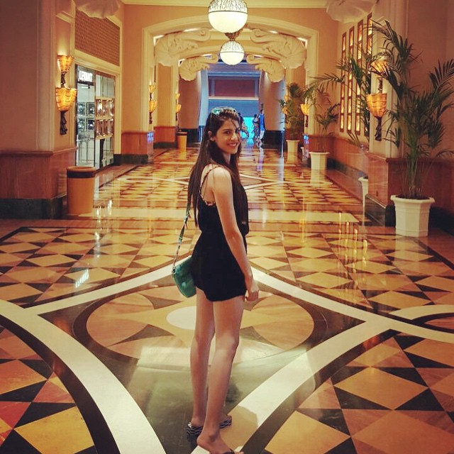 loving every bit of this city😍, Model Sheetal Thakur Hot Pics from her Dubai Trip