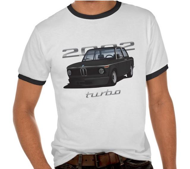 BMW 2002 turbo (e20) paidat tröjor