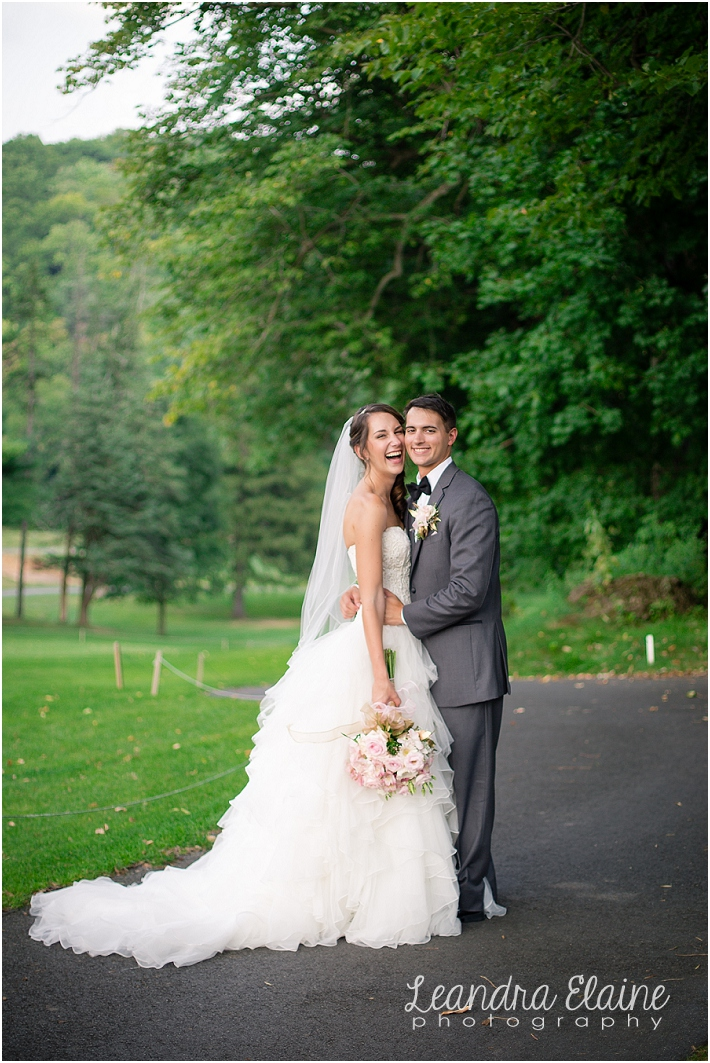 Kelsi Emilio Reading Country Club Wedding