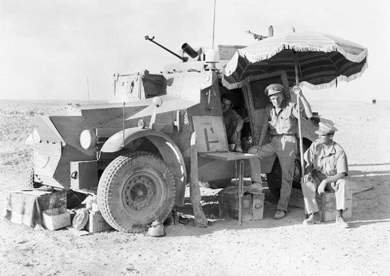 26 July 1940 worldwartwo.filminspector.com British armoured car