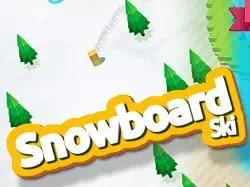 Kar Kayağı - Snowboard Ski