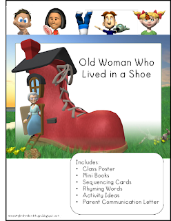 https://www.teacherspayteachers.com/Product/Nursery-Rhyme-There-Was-an-Old-Woman-Who-Lived-in-a-Shoe-Activities-2443638