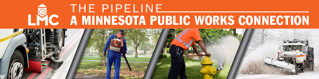 The Pipeline: A Minnesota Public Works Connection