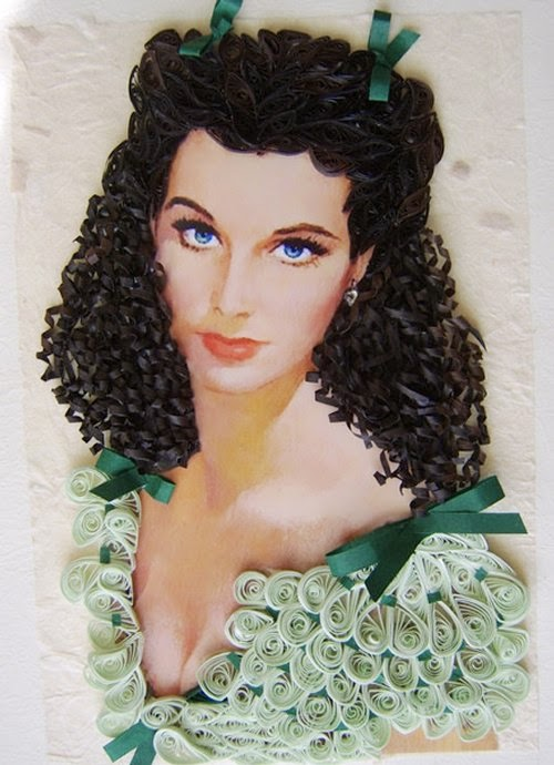 02-Eugenia-Evseeva-Quilling-Paper-&-Photo-Portraits-www-designstack-co