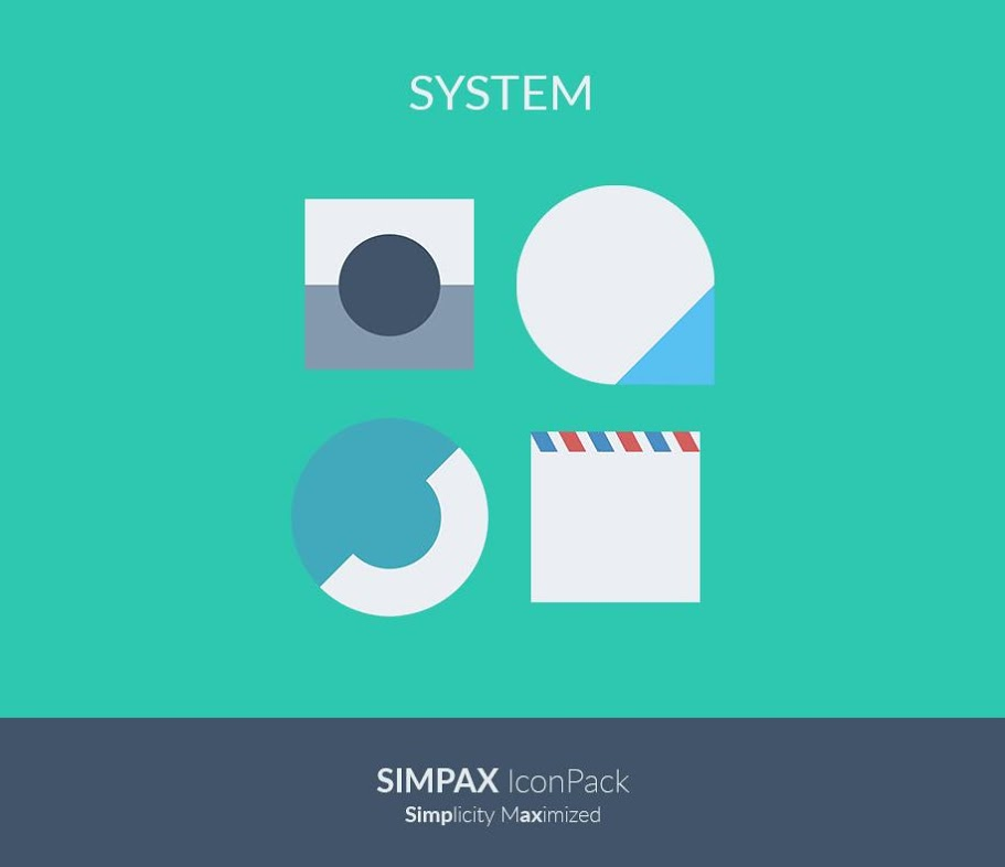 Simpax Icon Pack v6 2 APK is Here [Patched] | Novahax