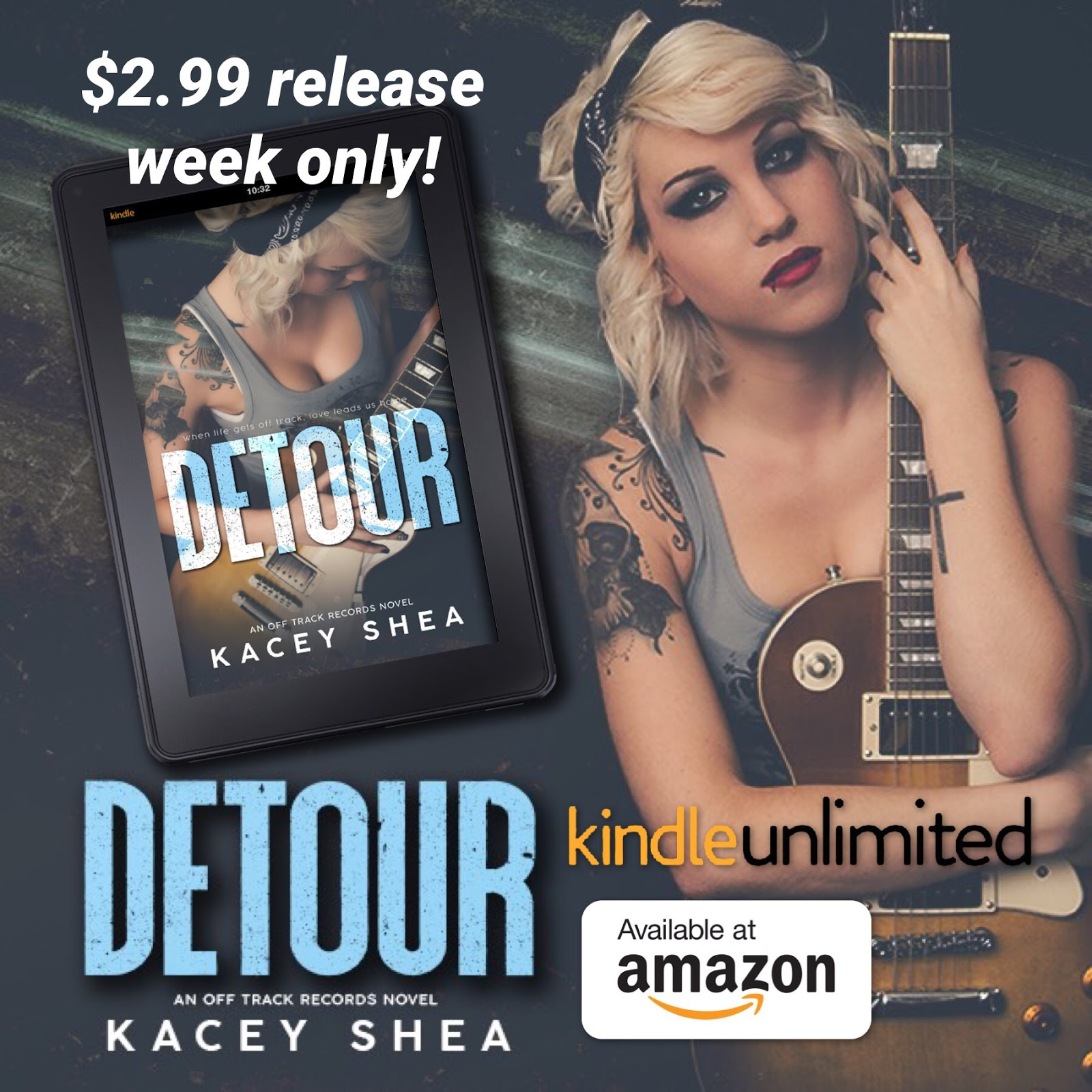 detour by kacey shea release blitz another book hangover