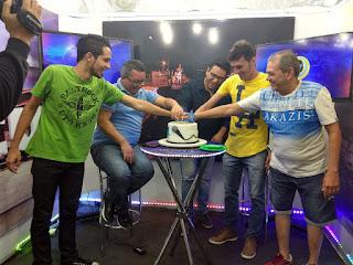 Creative TV completa 4 anos com novo estúdio e filiais no Brasil e exterior